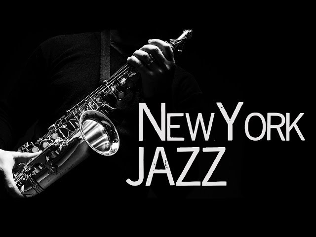 Смотреть видео New York Jazz • Jazz Saxophone Instrumental Music • Jazz Standards