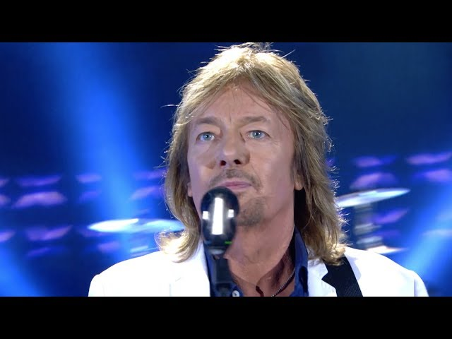 Смотреть видео Chris Norman - Hit-Medley (Sommerhitfestival, 26.08.2017) OFFICIAL