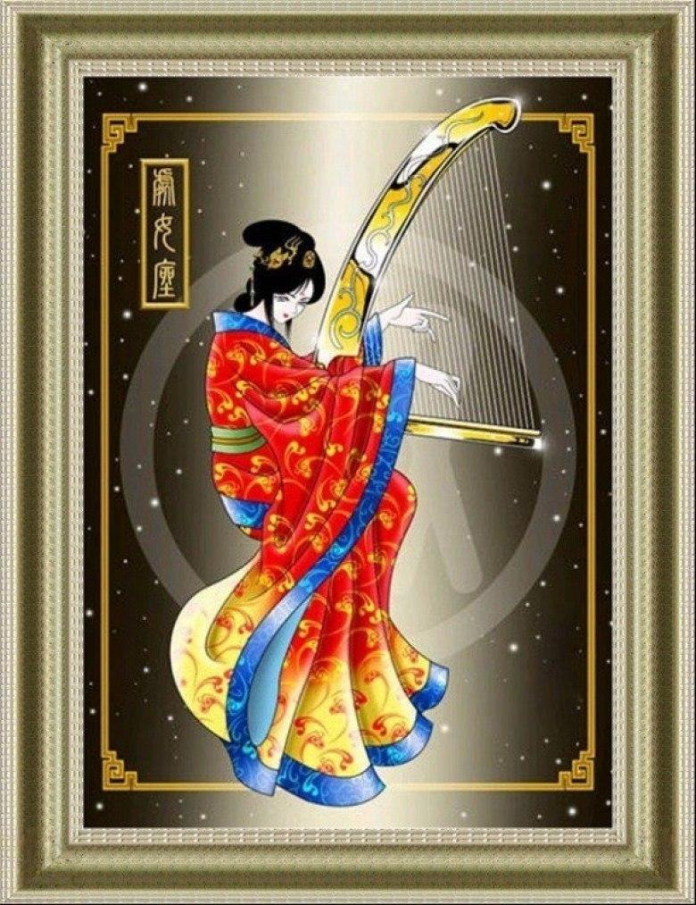 японские картинки зодиака северный без посредников