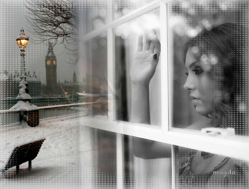 Гиф картинка девушка ждет любимого